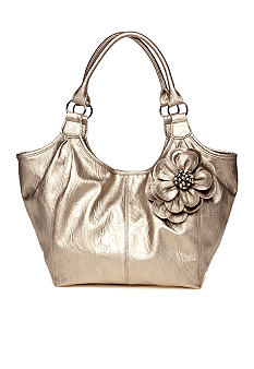 Del Mano Flower Fabulous Shopper