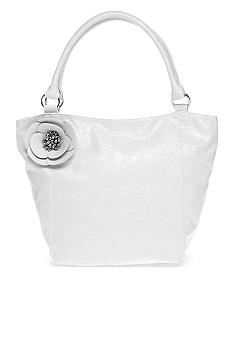 Del Mano Bling Double Handle Shopper