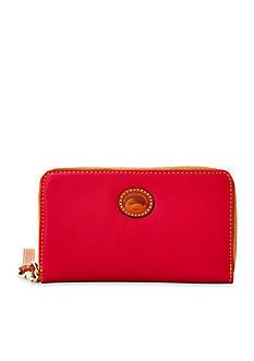 Dooney & Bourke Calf Leather Credit Card Wallet