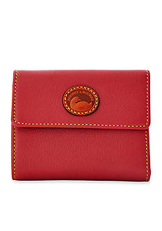 Dooney & Bourke Calf Leather Credit Card Wallet