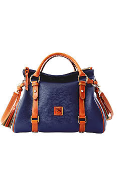 Dooney & Bourke Small Leather Satchel