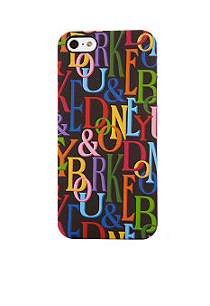 Dooney & Bourke Retro Print Iphone 5 case