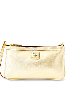 Dooney & Bourke Metallic Wristlet