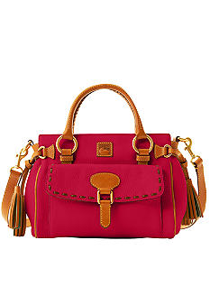 Dooney & Bourke Medium Pocket Front Satchel