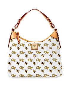 Dooney & Bourke Georgia Tech Hobo