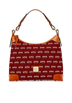 Dooney & Bourke Mississippi State Hobo