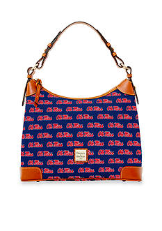 Dooney & Bourke Ole Miss Hobo