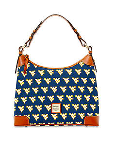 Dooney & Bourke West Virginia Hobo