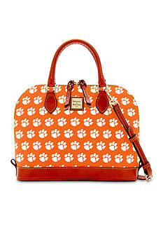 Dooney & Bourke Clemson Satchel