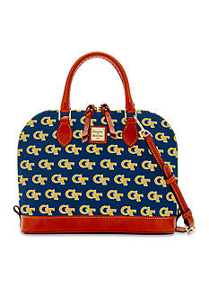 Dooney & Bourke Georgia Tech Satchel