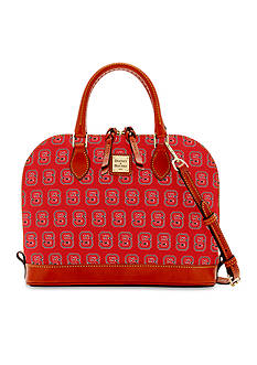 Dooney & Bourke NC State Satchel