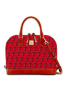 Dooney & Bourke Texas Tech Satchel