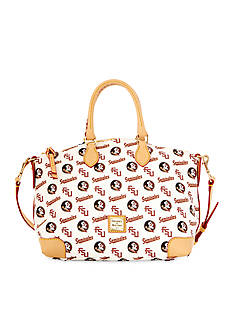 Dooney & Bourke Florida State Domed Satchel