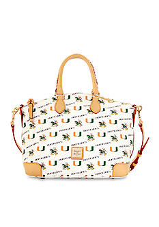 Dooney & Bourke Miami Domed Satchel