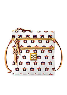Dooney & Bourke Auburn Triple Zip Crossbody