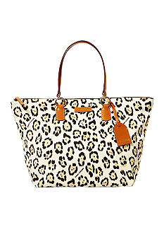 Dooney & Bourke Novelty Print Nylon Shopper