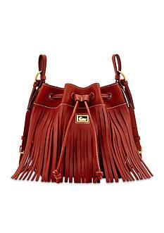 Dooney & Bourke Lulu Fringe Drawstring Bag