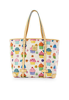 Dooney & Bourke Cupcake Print Shopper