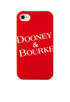 Dooney & Bourke Logo iPhone 4/4s Case