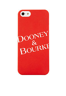 Dooney & Bourke Logo Print IPhone 5 Case