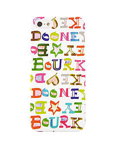 Dooney & Bourke Doodle Print Iphone 5 Case