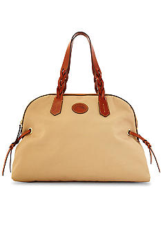 Dooney & Bourke Nylon Large Domed Satchel