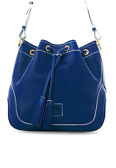 Dooney & Bourke Florentine Leather Drawstring Bag
