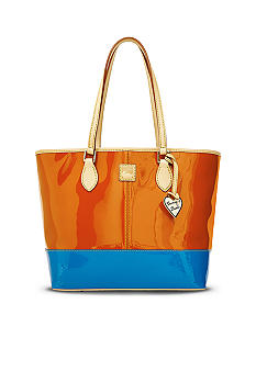 Dooney & Bourke Patent Leather Shopper