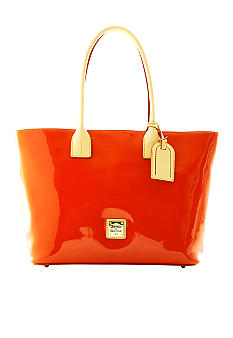 Dooney & Bourke Patent Small Shopper