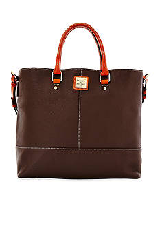 Dooney & Bourke Leather Chelsea Shopper