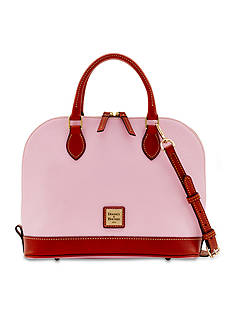 Dooney & Bourke Zip Satchel