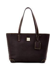 Dooney & Bourke Leather Charleston Shopper