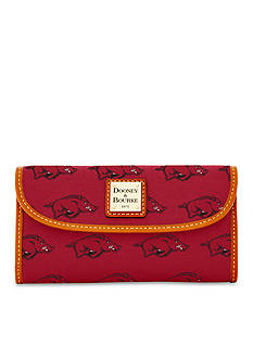 Dooney & Bourke Arkansas Clutch Wallet
