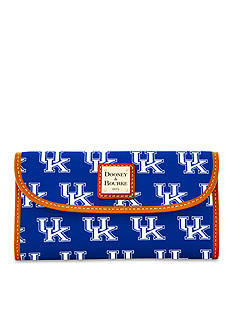 Dooney & Bourke Kentucky Clutch Wallet
