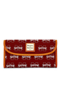 Dooney & Bourke Mississippi State Clutch Wallet