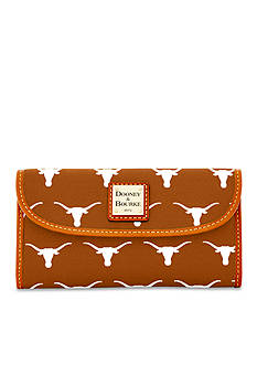 Dooney & Bourke Texas Clutch Wallet