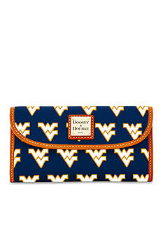 Dooney & Bourke West VA Clutch Wallet