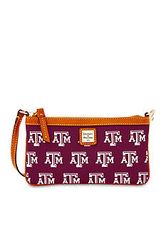 Dooney & Bourke Texas A&M Wristlet