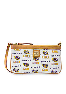 Dooney & Bourke LSU Wristlet