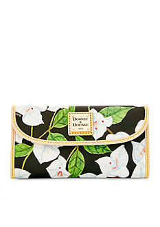 Dooney & Bourke Bouganvillea Clutch