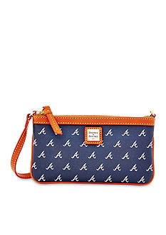 Dooney & Bourke Atlanta Braves Wristlet