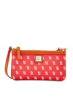 Dooney & Bourke St. Louis Cardinals Wristlet