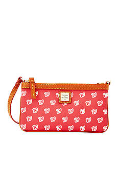 Dooney & Bourke Washington Nationals Wristlet