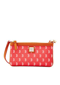 Dooney & Bourke Boston Red Sox Wristlet