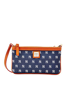 Dooney & Bourke New York Yankees Wristlet