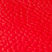 Dooney and Bourke: Red Dooney & Bourke Pebble Leather Continental Clutch