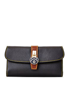 Dooney & Bourke Samba Continental Clutch Wallet