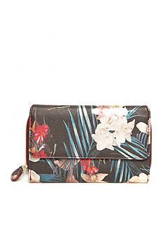 Mundi Vintage Floral Wallet