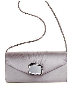 Jessica McClintock Satin Envelope Flap