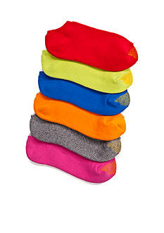 Gold Toe Cushion Liner Socks - 6 Pack